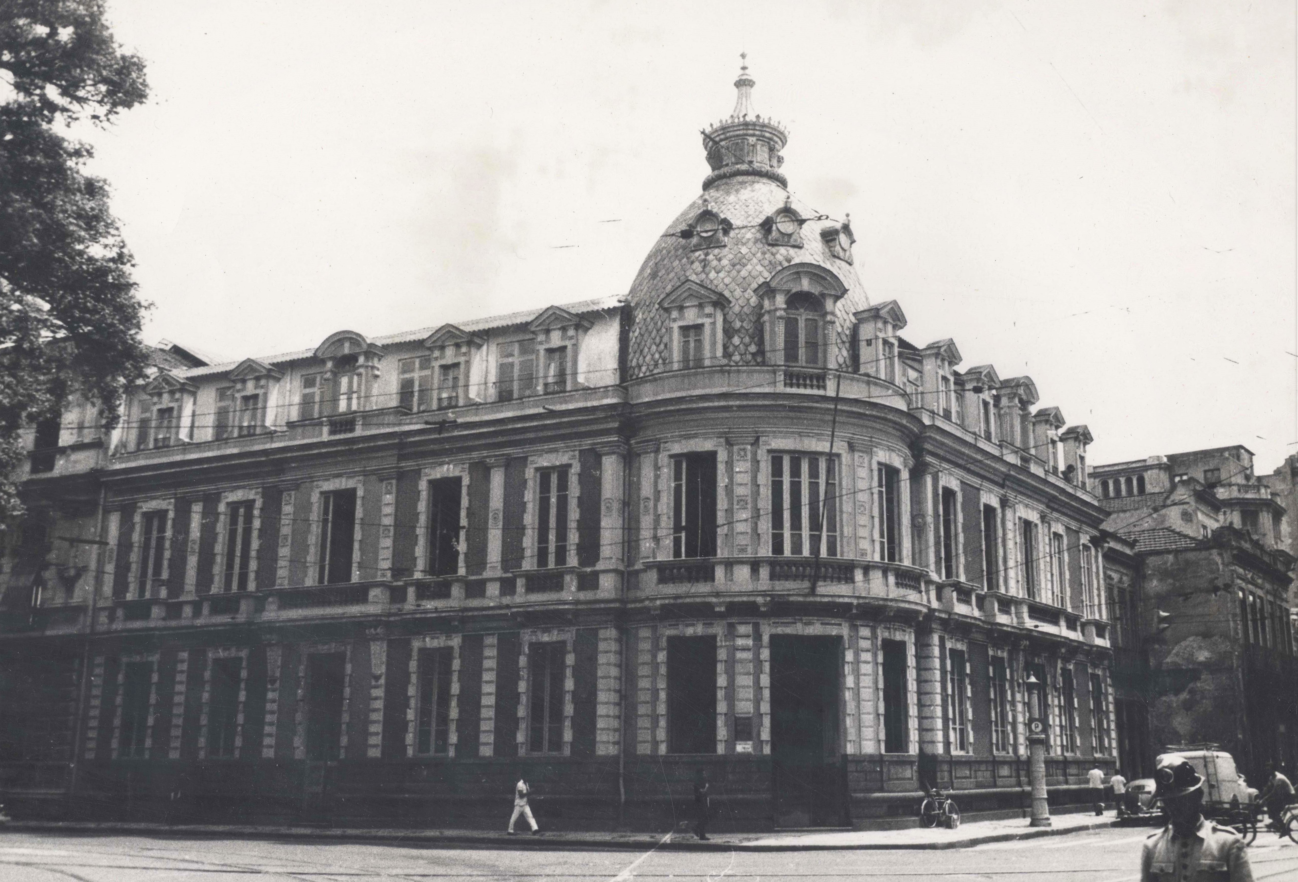 INSTITUTO DE ELETROTCNICA ANOS 60 edt